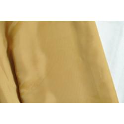 Podšíka polyester tmavě žlutá