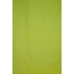 Světle žlutá bavlna