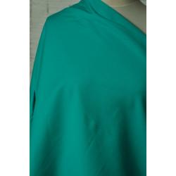 Bavlna streč smaragdová