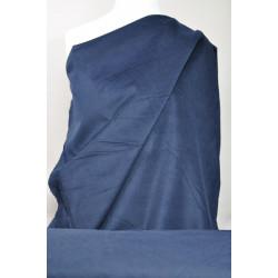 Tmavě modrý manšestr