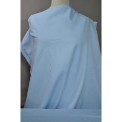 Světle modrá košilová látka
