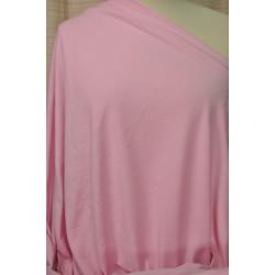 Bavlněný úplet růžový...