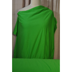 Bavlněný úplet zelený