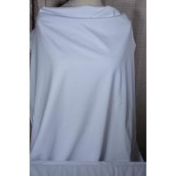 Bílý úplet bavlna