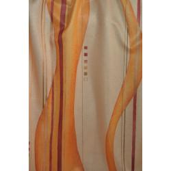 Závěsovka s oranžovým vzorem