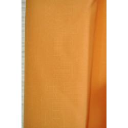 Závěsová látka oranžová