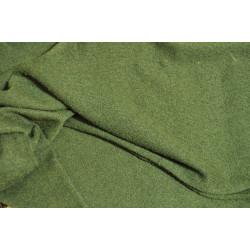 Zelený smyčkový úplet