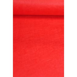 Filc červený