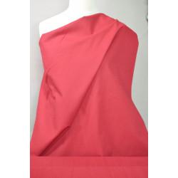 Červený strečový gabarden