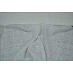 Košilovka bílé káro