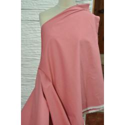 Bavlna s elastanem růžová...
