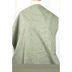 Khaki bavlněná strečová...
