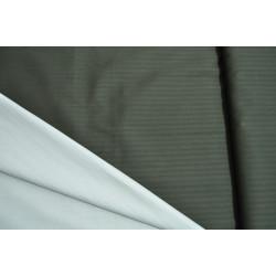 Strečová bavlna s proužkem