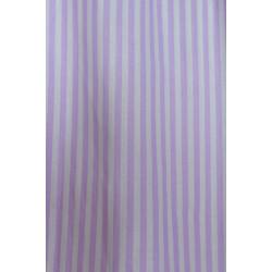 Bavlna fialovorůžový a bílý...