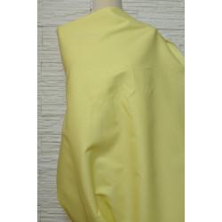Len s bavlnou žlutá barva,...