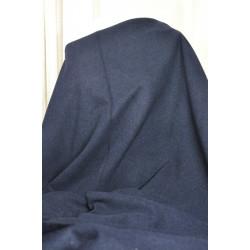 Tmavě modrý flauš, vyšší vlas