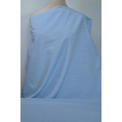 Košilovka modrobílé kárko