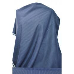 Luxusní kostýmovka modrá s...