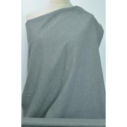 Oblekovka šedá melanž
