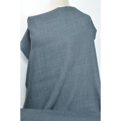 Černošedá melanžová oblekovka