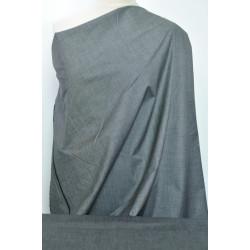 Kostýmovka šedý melír