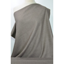 Šedobéžová oblekovka melanž
