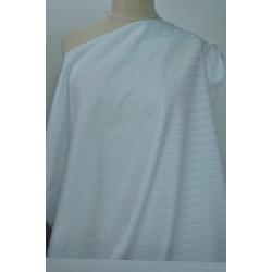 Bílá košilovka s proužky