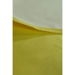 Bavlna žlutá se zátěrem na...