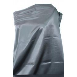 Kostýmovka černý satén