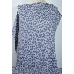 Šedý úplet, gepard vzor