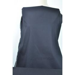 Černá džínovina s tkaným...