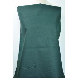 Zelená strečová bavlna