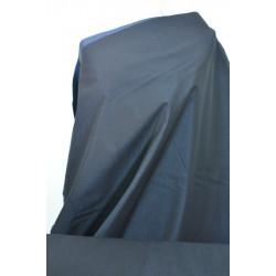 Tmavě modrá plášťová látka