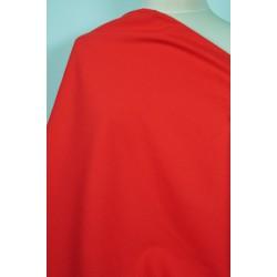 Červená kostýmová látka