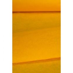 Oranžovožlutý filc
