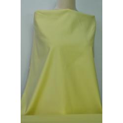 Žlutá strečovka s jemným...