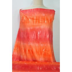 Oranžovočervený úplet,...