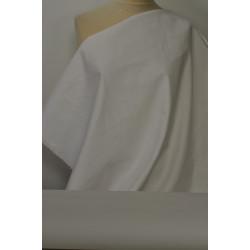 Bavlněný kepr bílý
