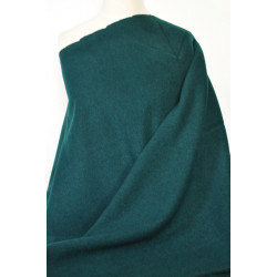 Tmavě zelený flauš