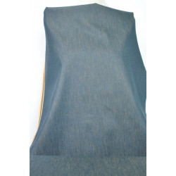 Jeans, modrooranžová barva