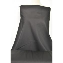 Černý strečový bavlněný...