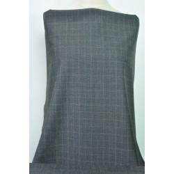 Tmavě šedá oblekovka kostka