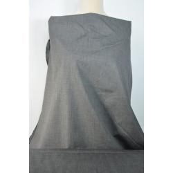 Oblekovka šedý melír