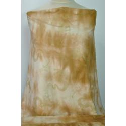 Béžový batikový úplet s drakem