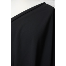 Látka černá s elastanem