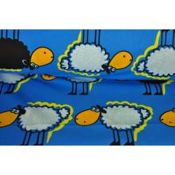 Ovečky na modré
