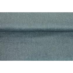 Jeans černošedá s mřížkou