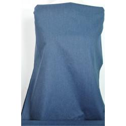 Jeans modrá s mřížkou