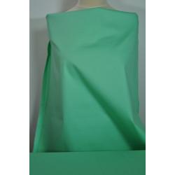 Strečová bavlna světle zelená