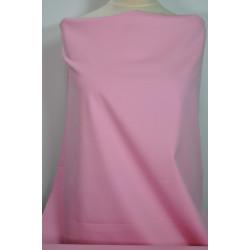 Strečová bavlna růžová